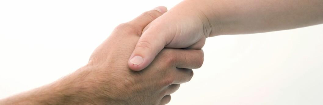 Bedriftene bør lage strategier for å beholde gullkundene sine. Foto: Colourbox.com