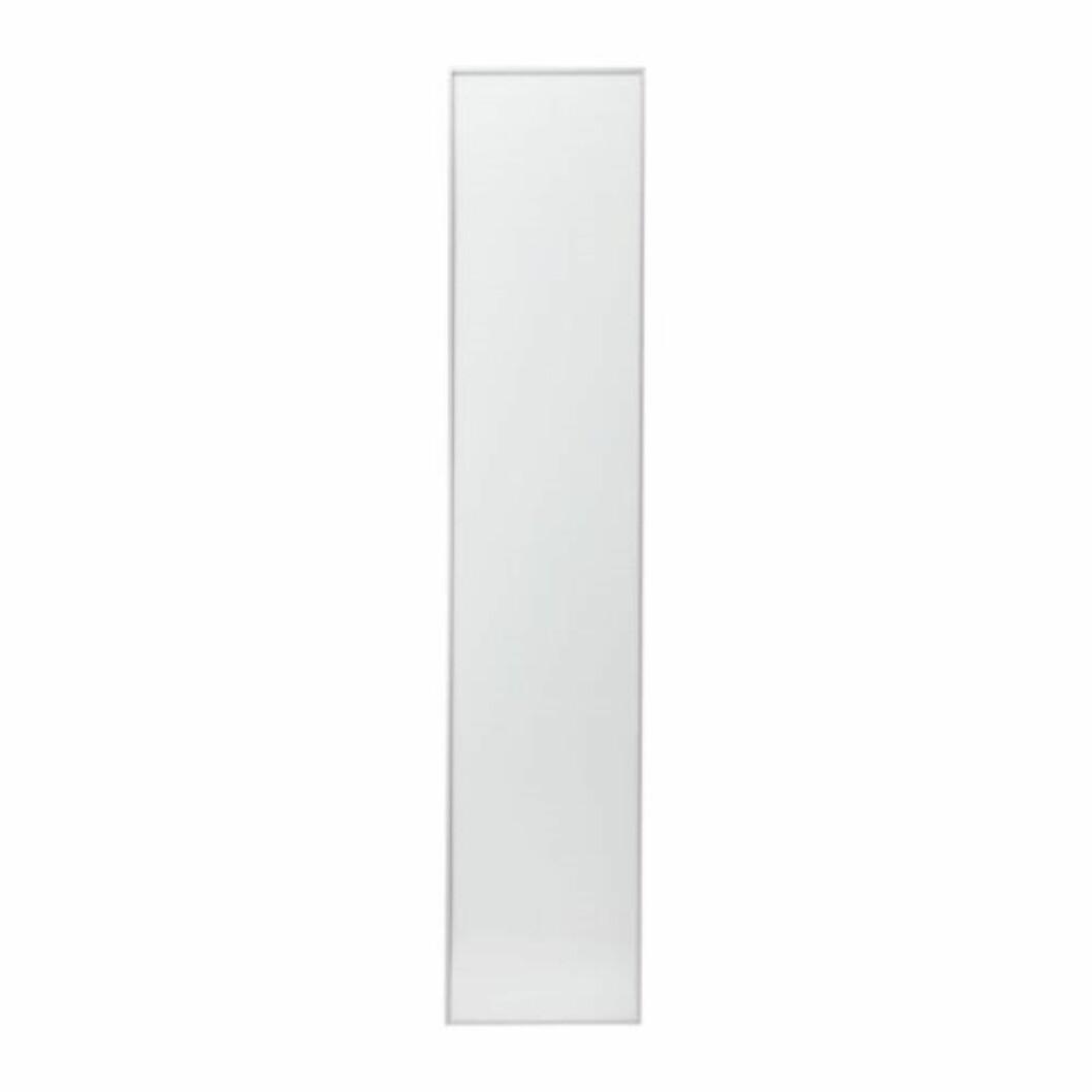 Billy Morebo-dører passer fint når du vil lukke rotet i bokhyllen inne.  Foto: Ikea