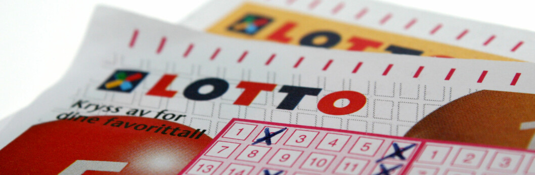 Tallene 2, 6, 12, 15, 18, 25 og 32 forekommer oftest i Lotto. Men det betyr ikke at du bør satse på nettopp disse tallene. Foto: Kim Jansson