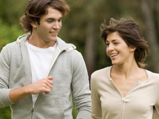 En perfekt date er sjelden vare. men vet du om han eller hun tenker at det kan bli dere to? Foto: Colourbox.com