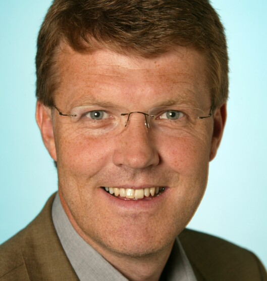 Sigurd Sandvin, NRK Foto: Anne Liv Ekroll, NRK