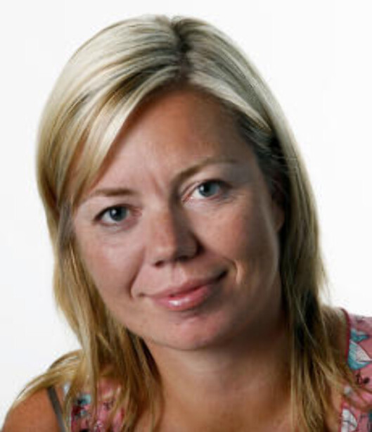 <strong>Trine Eilertsen, fungerende redaktør i BT Foto:</strong> Jan M. Lillebø