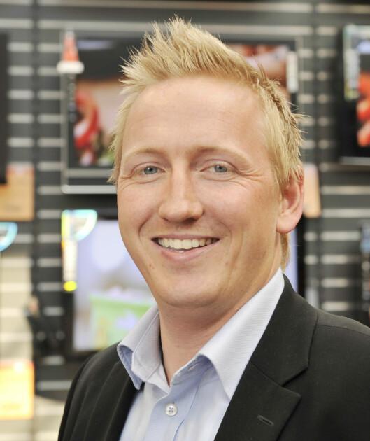 Nils Erlimo, kommunikasjonsrådgiver Expert