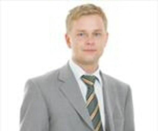 Ordin Fikstvedt, Fagansvarlig i Notar Hinna. Foto: Notar