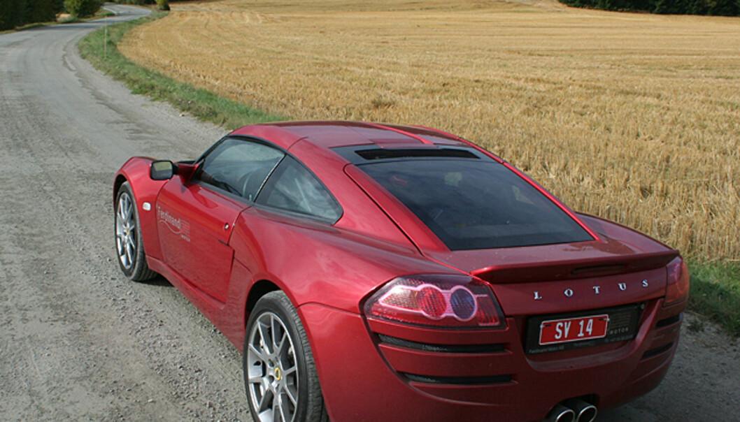 Lotus Europa S: Store bilder