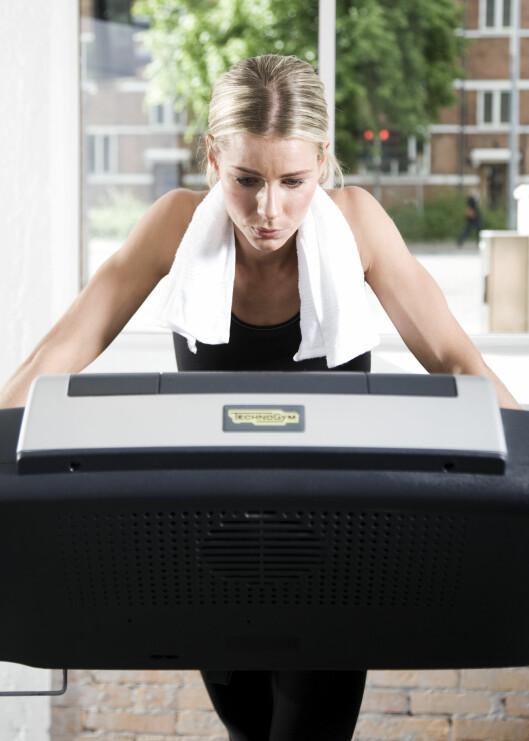 Tendensen er at kvinner rammes oftere enn menn.  Foto: colourbox.com