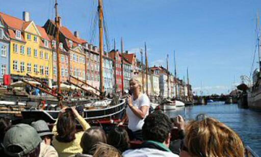 København er en av byene du fortsatt kan fly til rimelig. Foto: Stine Okkelmo