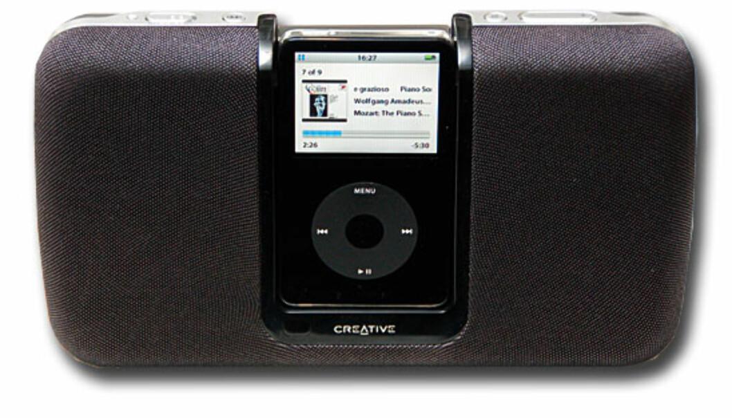 De minste iPod-anleggene