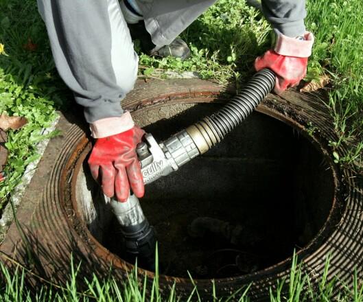 Det er kloakken som skal avsløre rusvanene i norske storbyer. Illustrasjonsfoto: Colourbox