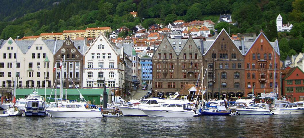 Det er dyrt å feriere i Bergen, om du skal bo på hotell ... Foto: Emanuela/Sxc.hu