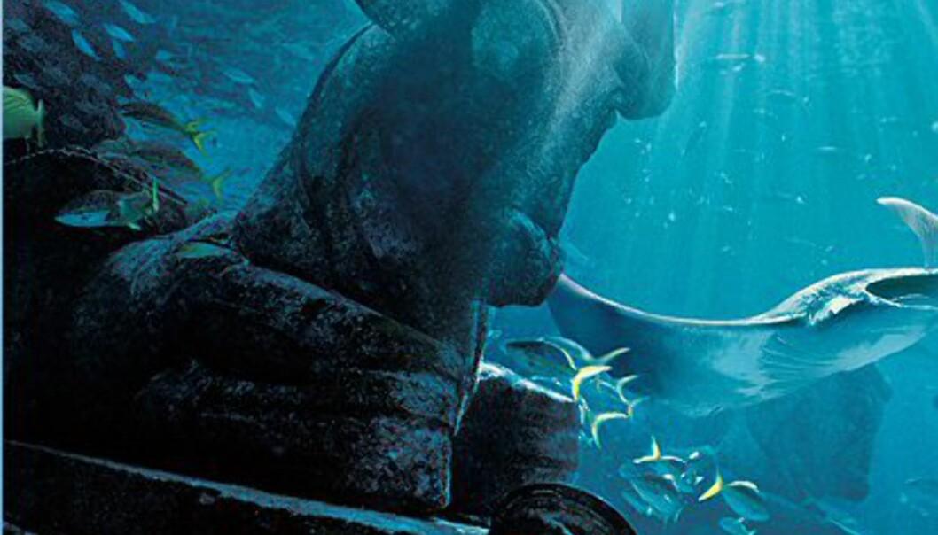 The Lost Chambers består av 20 både ferskvanns- og saltvannsakvarier. Foto: Atlantis The Palm