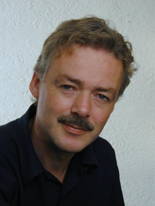 Kjell Vaage, professor ved institutt for økonomi ved UiB og leder av gruppe for trygdeøkonomi Foto: Magnus Vabø/UiB