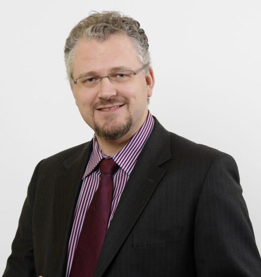 Statssekretær Roger Schjerva