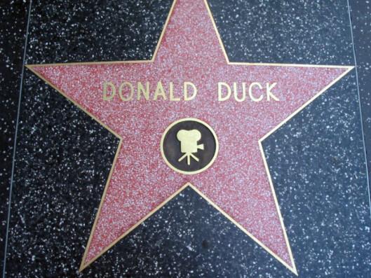 Opplevelser på Hollywood Walk of Fame. Foto: Sebastian Stefanov