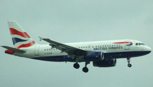 Sjefen for British Airways kan ikke se at flybransjen har opplevd verre tider enn nå. Foto: Kenton Jacobsen