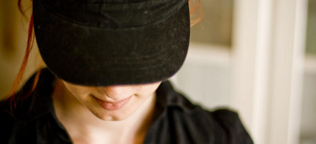 Rødming kan skyldes mer enn sjenanse, så det kan være greit å ta en legesjekk.  Foto: Georgios M. W./Stockxpert