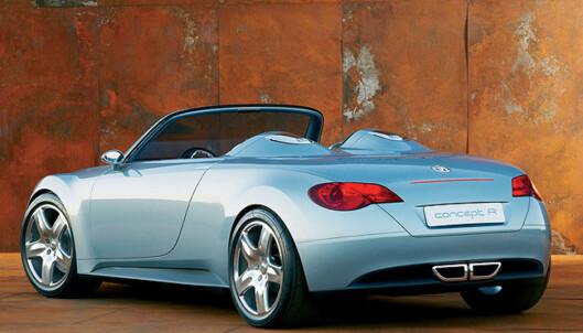 Store bilder av VW Concept R