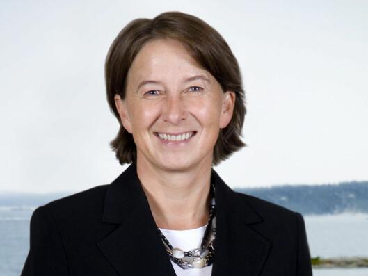 Anne Grete Ellingsen er informasjonsdirektør i Norwegian. Foto: Norwegian