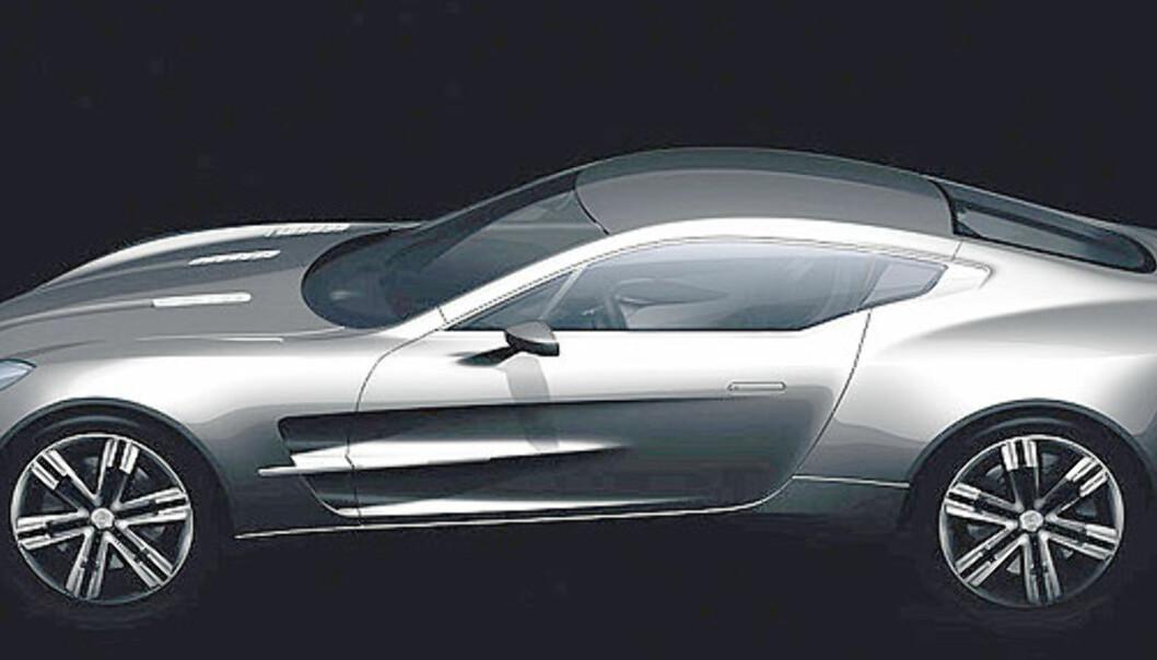 Bilde av Aston Martin One-77