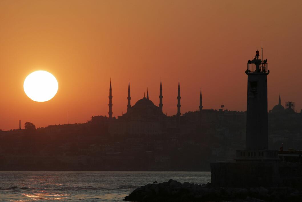 Det er mange norske turister som har fått ufrivillig lang ferie i Tyrkia. Foto: Daniel Duchon