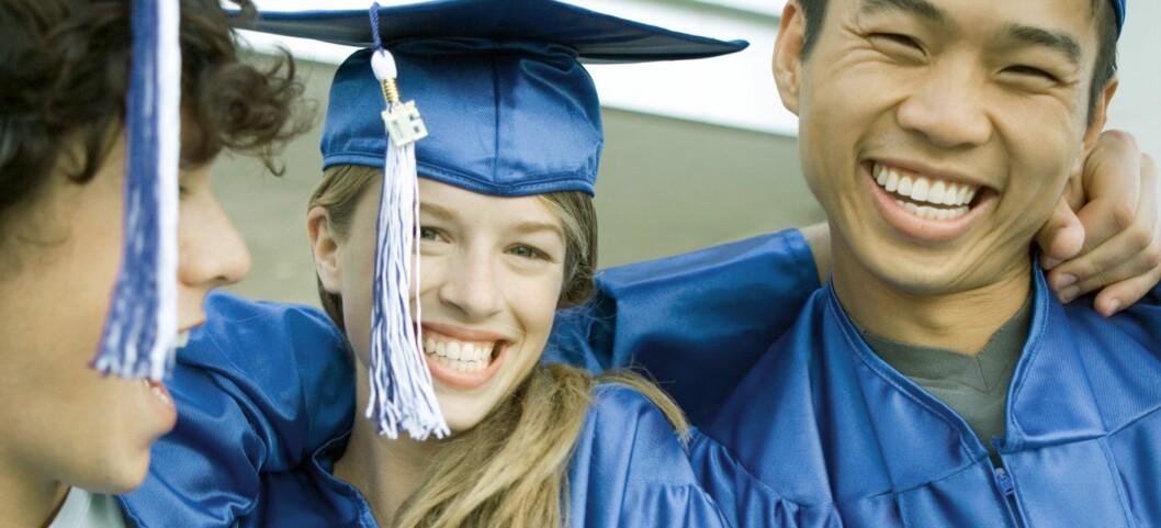 Noen studenter har mer lukrative fremtidsutsikter enn andre. Foto: colourbox.com