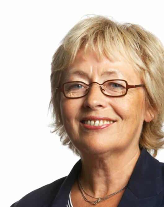 Lise Halvorsen, informasjonsdirektør i Skattetaten Foto: Skatteetaten