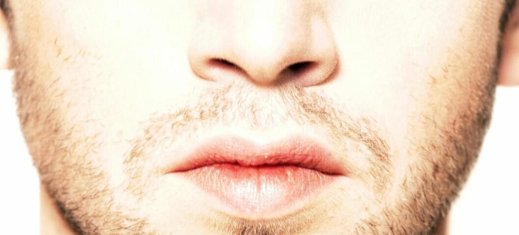 Trekker du opp skuldrene når du puster inn, er det stor fare for at du puster feil. Illustrasjonsfoto: Colourbox.com