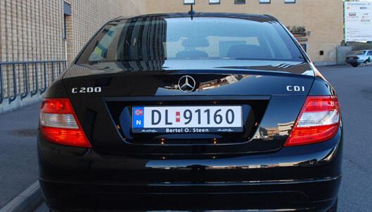 Fotoalbum: Mercedes' sparemodell