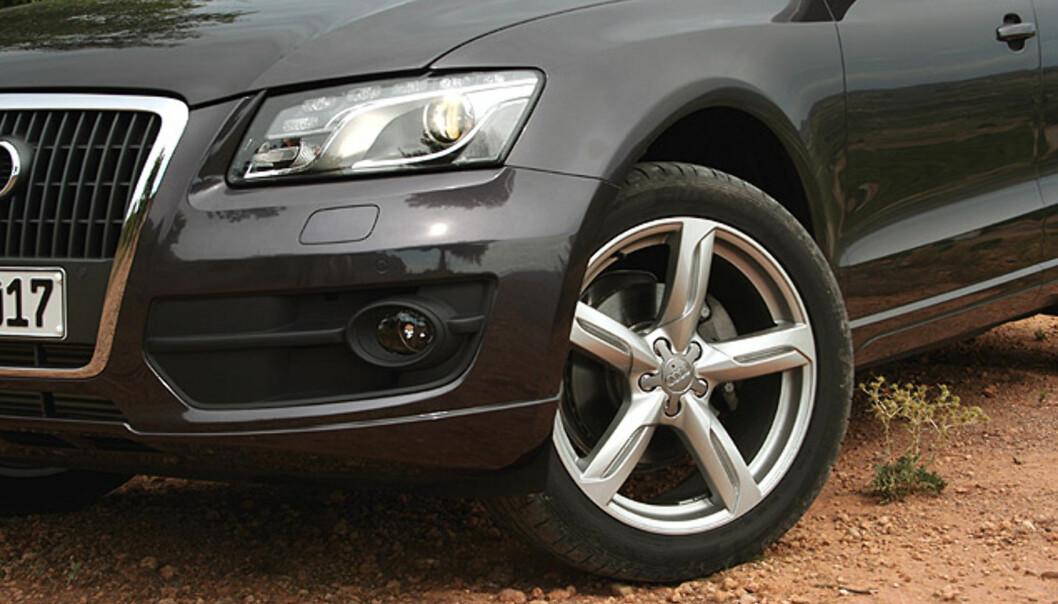 Audi Q5: Store eksteriørbilder