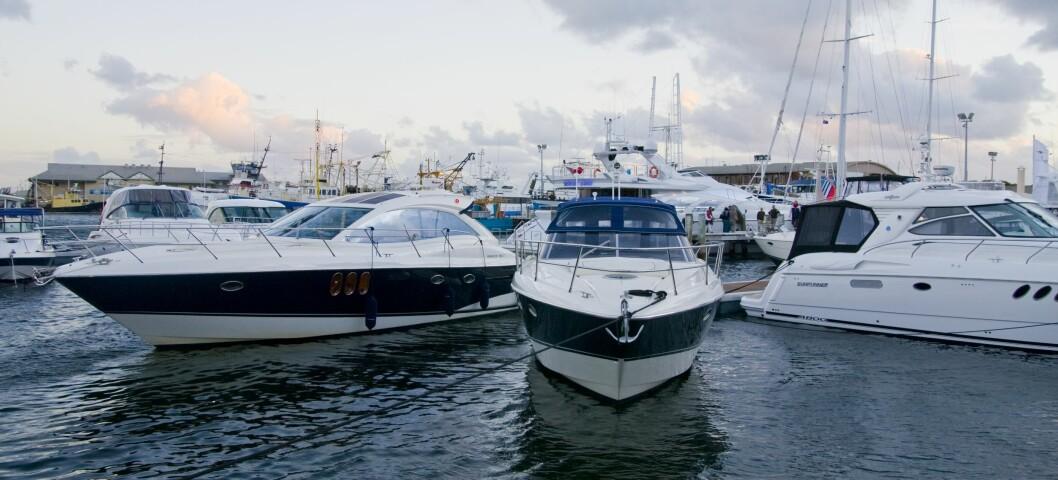 Båtmarkedet har nedgangstid i år, men hvis du holder båten vedlike kan det hjelpe salget. Foto: Colourbox.com Foto: Colourbox.com