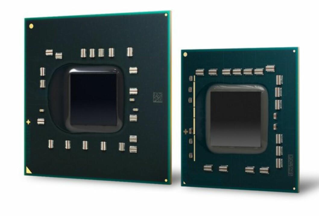 Mobile Intel 4 Series Express brikkesettet står sentralt i nye Centrino 2.