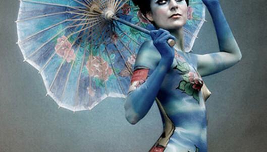 Se flere bilder av den fantastiske kunsten i bildespesialen.  Foto: Steiner Gabriele