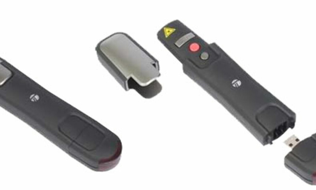 image: Targus Wireless Presenter