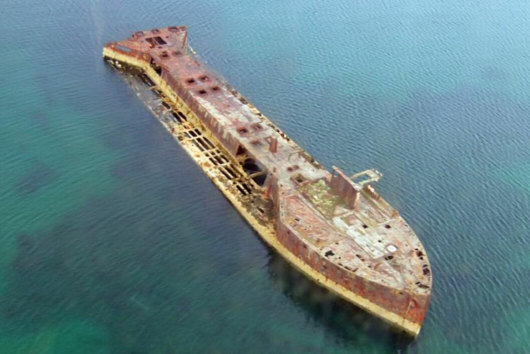 Scapa Flow er et av verdens mest spennende steder å dykke. Foto: www.photito.com