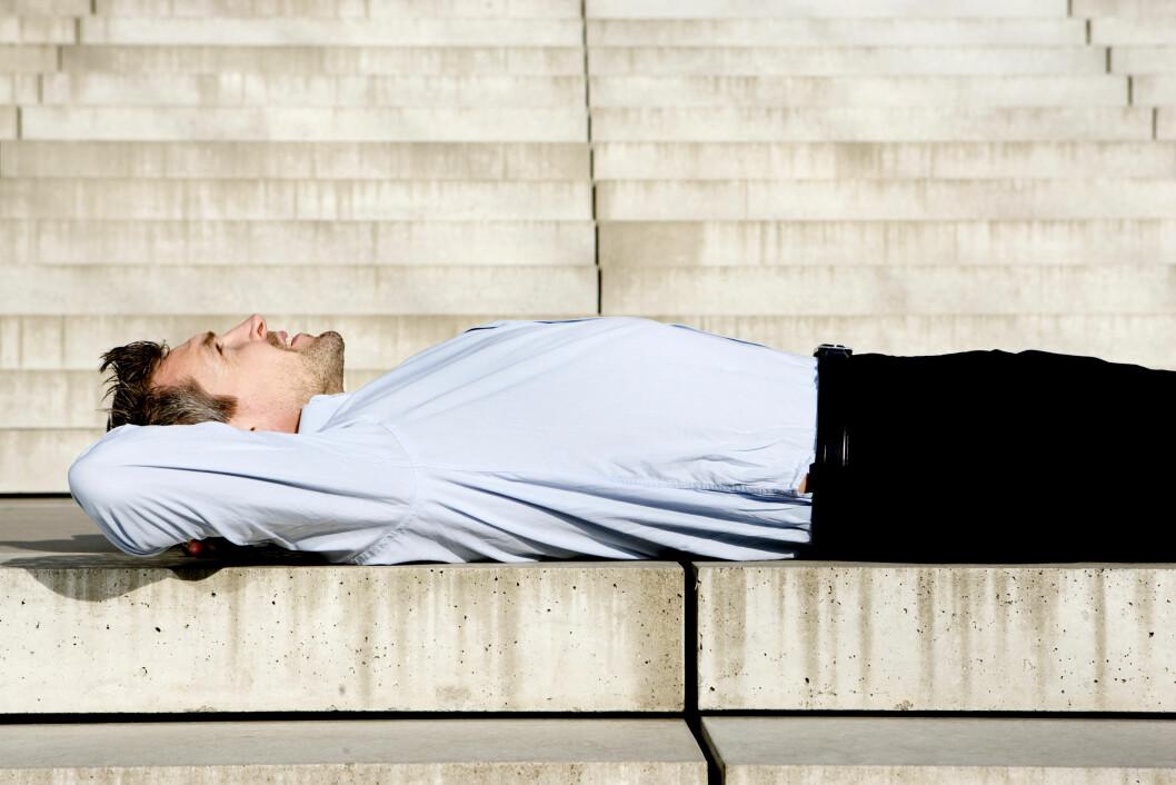 Norden er godt representert på listen over de beste stedene å være arbeidsledig. Foto: Colourbox.com