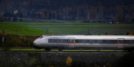 Flytoget går kjapt - men er ikke det billigste alternativet. <i>Foto: flytoget.no</i> Foto: flytoget.no