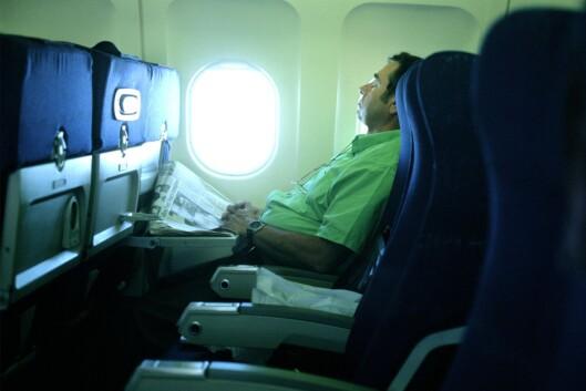 Nå kan du velge selv hvor du vil sitte. Vindu eller midtgang? <i>Illustrasjon: colourbox.com</i> Foto: colourbox.com