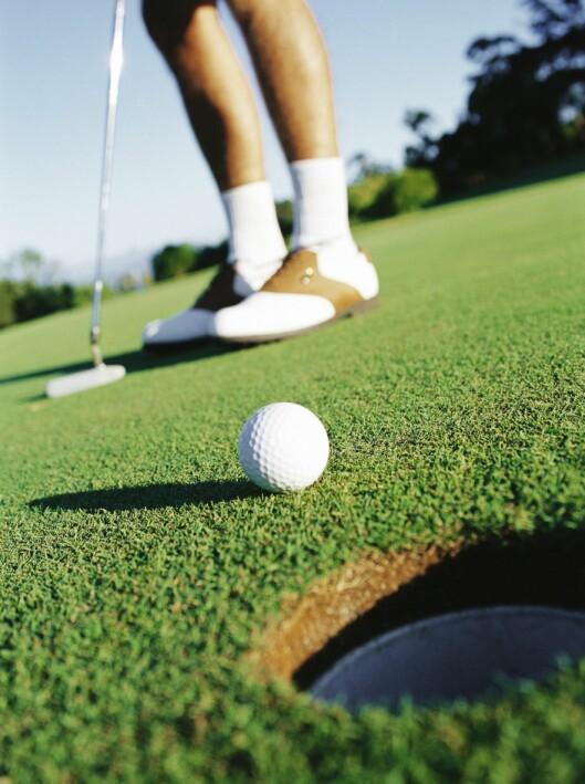 Golf er ikke bare for velstående vestkantfolk med for mye fritid. <i>Illustrasjon: colourbox.com</i> Foto: colourbox.com