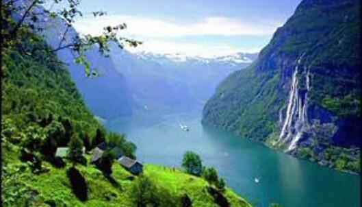 Fjordene er et must, mener Bild. Her fra Geiranger. Foto: Innovasjon Norge