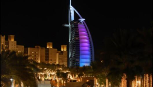 Dubai satser alt på å bli Midt-Østens store turistmagnet.