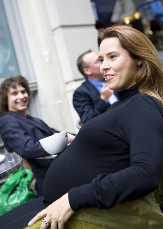 Enkelte studier har vist at gravide bør unngå å drikke kaffe. Illustrasjonsfoto: Colourbox Foto: Illustrasjonsfoto: Colourbox