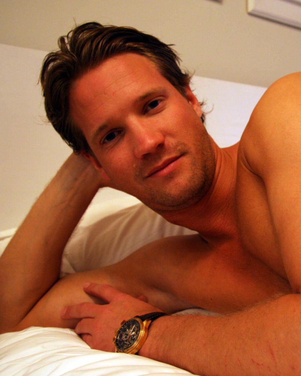 Stig Kjos leier ut fem soverom på St. Hanshaugen. Foto: TVNorge