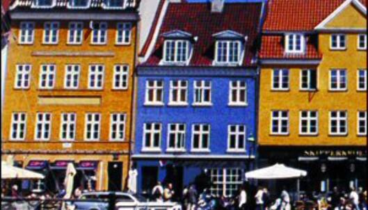 Vi er ikke overrasnekt over at København ble plukket ut. Foto: Visit Copenhagen