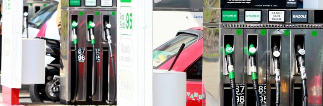 <strong>Kan det hende at de økte bensinprisene gir oss enda dårligere råd som følge av et rentehopp? Illustrasjonsfoto:</strong> Colourbox.com Foto: PHOTOPQR/LE MAINE LIBRE
