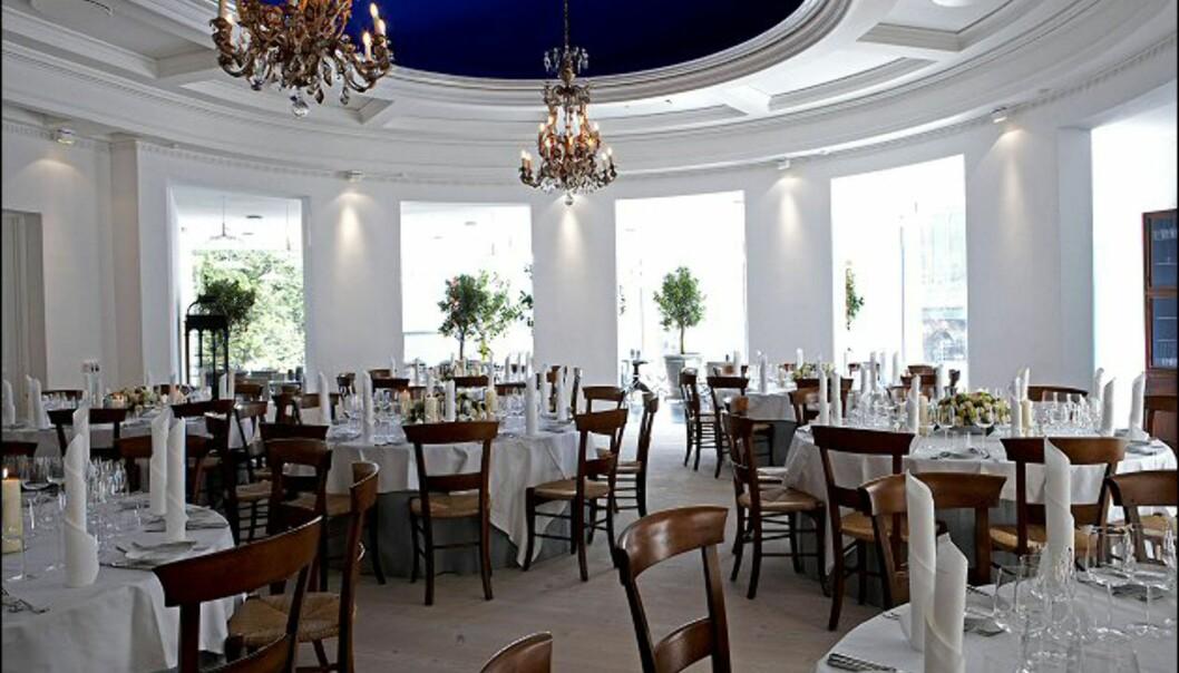 Festsalen kan leies til private selskaper. Foto: Nimb/Tivoli