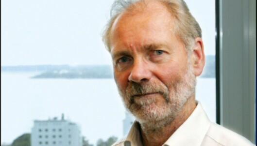 Rögnvaldur Hannesson tror langvarige høye bensinpriser kan føre til velgeropprør mot de høye avgiftene. <i>Foto: NHH</i>