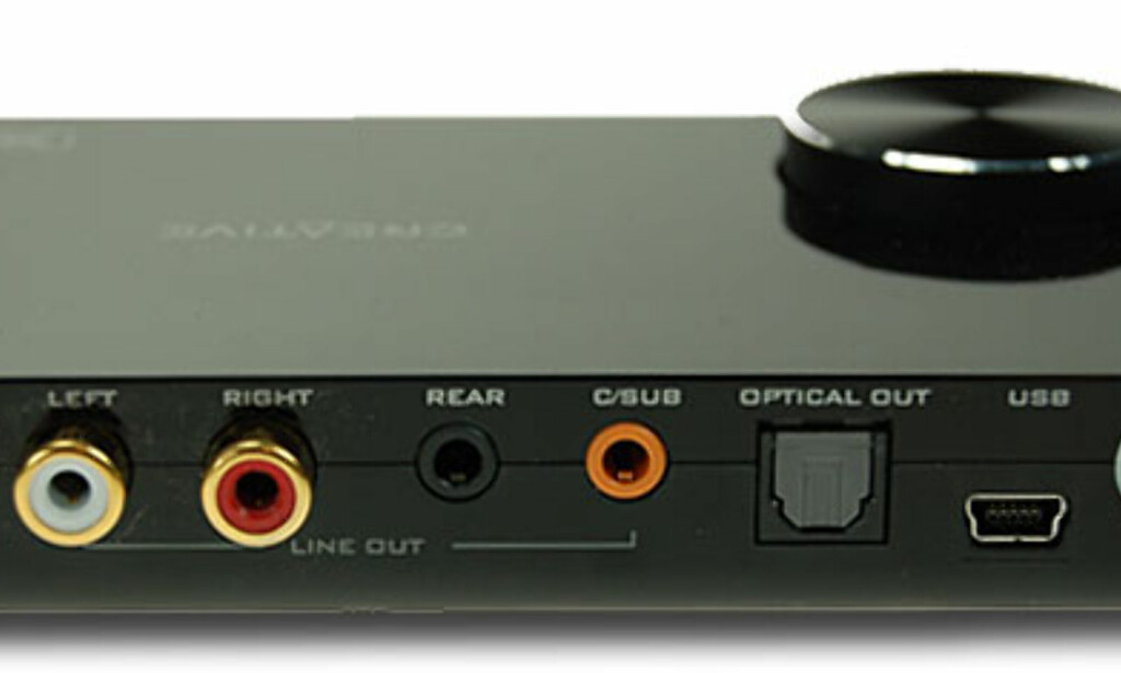 image: TEST: X-Fi Surround for USB