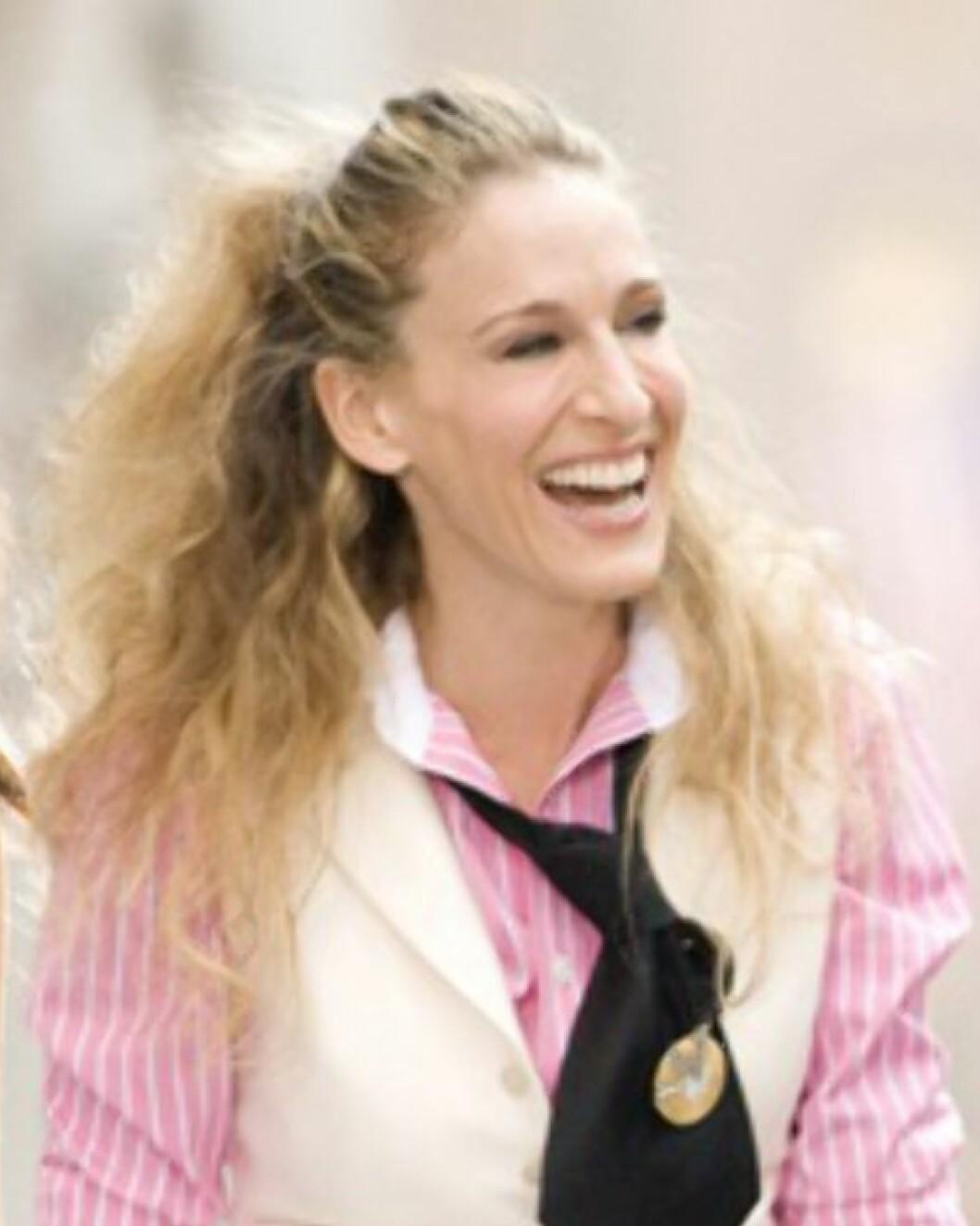 """Hovedrolleinnehaverne Kristin Davis (f.v), Sarah Jessica Parker, Cynthia Nixon og Kim Cattrall er bare noen av alle dem som tjener fett på """"Sex og singelliv"""". Foto: HBO. Foto: Foto: HBO"""