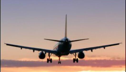Ifølge politiet kan ikke flyselskaper nekte å vise dem passasjerlistene. Foto: Daniel Duchon