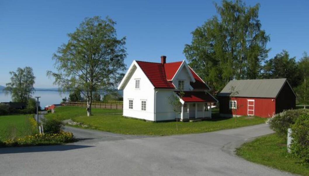 Her vil jeg bo!